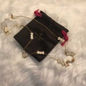 🎀Kate Spade 🎀Bow necklace 🎀